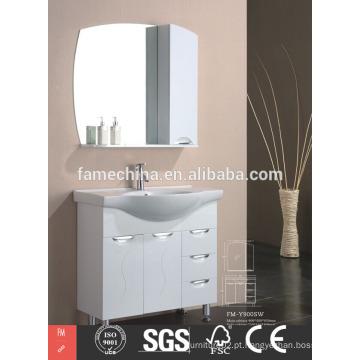 Alta qualidade europeia, moderna, banheiro, banheiro, vaidade, feito, na China