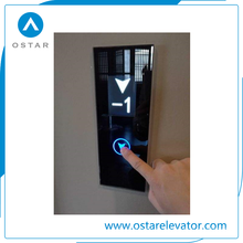 Mitsubishi Type Elevator Hall Lantern / Touch Lop con pantalla LCD (OS42)