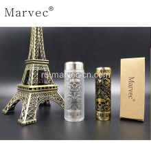 Custom Logo Brass/Red Copper Material Mech Mod