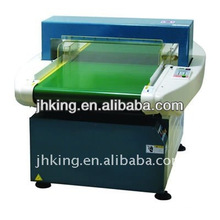 conveyor type Prom Dresses processing needle detector