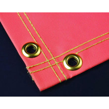 2523ACBLS Acrylic Coated Fiberglass Fabrics  Welding Blanket