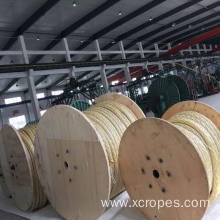 High Quality for Uhmwpe Rope UHMWPE Rope Marine Rope export to New Caledonia Manufacturers