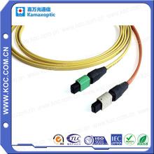 MTP/MPO Singlemode 12cores Fiber Optic Patchcord