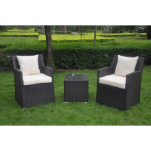 Outdoor PE Rattan Furniture Dining Table Set