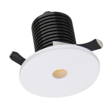 Mini Spot Light COB Blanc chaud Couleur