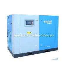 Compresseur rotatoire électrique à vis lubrifié par air-lubrifié par air (KD75-08)