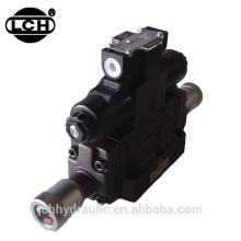 valve directionnelle manuelle pilote hydraulique h4weh