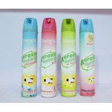 El pesticida de aerosol eficaz alto 400ml ruega / mata el aerosol de la mosca de la cucaracha del mosquito