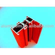 Extrusión de aluminio de ruptura térmica