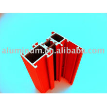Thermal break aluminum extrusion