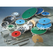 Diamond Blades with for Stone, Marble and Concrete