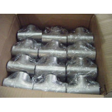 Dnv Pipe Fittings Stainless Steel Equal Tee