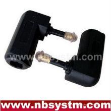 Mini-Mann zu Toslink weiblichen Adapter / Winkel 90 Grad