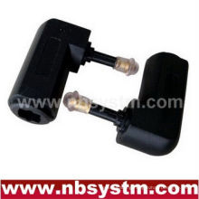 mini male to Toslink female adapter/angle 90 degree