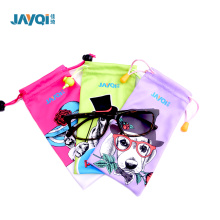 250gsm Microfiber Customized Sunglasses Pouch