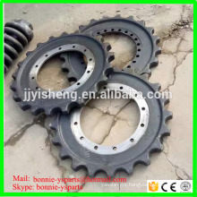Professional supply kobelco sk60 mini excavator sprockets