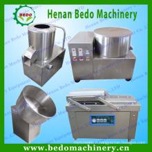 Chaîne de production semi-automatique de croustilles de pommes de terre Machine industrielle de croustilles de pommes de terre