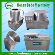Semi-automatic Potato Chips Production Line Industrial Potato Chips Machine