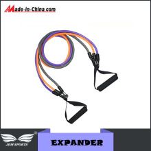 Fitness Gym Equipment Latex Chest Expander