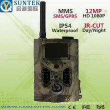 12MP Wireless Trail Camera with Motion Sensor MMS GPRS SMTP