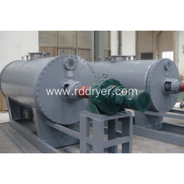 Chemical Cone Dry and Wet Steam Vacuum Dryer