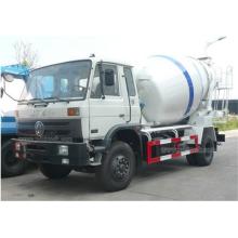 5CBM Dongfeng Euro 4 Concrete Mixer Truck