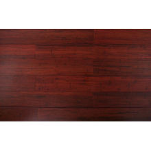Palisander Color Indoor Strand Woven Structure Bamboo Flooring