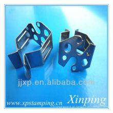 ISO9001 peças personalizadas de estampagem de chapa metálica