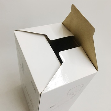 Low Power LED Table Lamp Paper Packaging Box