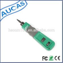 Outil de perforation de bloc de terminaison de krone / RJ45 Network Punch Down Impact Tool