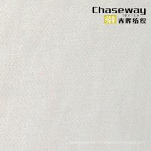 60% Rayon 40% Tissu en nylon en lin Look Tissu simple