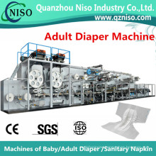 Full-Automatic High Speed Adult Diaper Machine Supplier (CNK300-SV)
