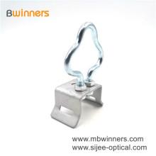 Crochet d'attache Rétracteur d'attache de cerceau Ftth pour les accessoires de câblage Ftth