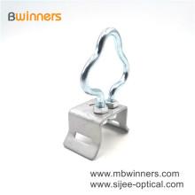 Крепежный крюк Ftth Hoop Крепление втягивающее для Ftth Cabling Accessories