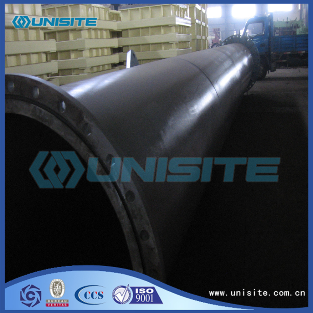 Steel Structure Floating Pipeline