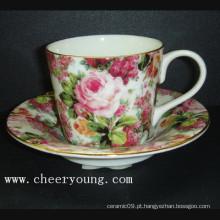 Bone China copo de café (CY-B511A)