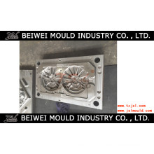 Molde do ventilador do molde do ventilador do injeção plástica