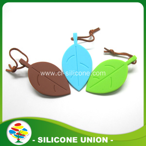 Creative Design Leaf Silicone Door Stopper