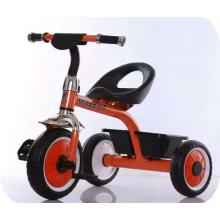 Novos produtos triciclo de crianças com pega de empurrão