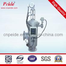 Filtro de agua del procesador de agua de refrigeración para agua de mar