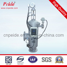 Équipement de traitement de l'eau à aspiration automatique pour tour de refroidissement