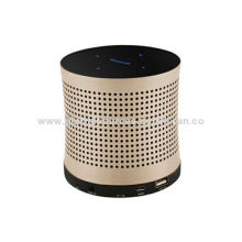ER-BT22 2014 New Design Smartphone Bluetooth Speaker with Aluminum Material, 3-5 Hours Working Time
