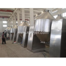 Double Cone Vacuum Rotary Drying Machine in Chemical Industry