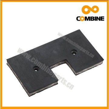 Agriculture Machinery Rubber Parts 036276 154x78x9mm