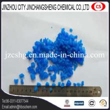 Pentahidrato de sulfato de cobre 98% Grado azul de la agricultura