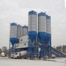 Fixed type mini ready mixed concrete mixing plant