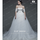 2016 3 way full lace cap sleeve trumpet wedding dress