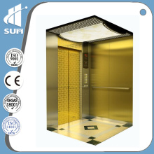 China Manufacturer Speed 0.4m/S and Traction Machine Type Villa Elevator