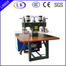 Machine d'étanchéité thermo-isolante semi-automatique à haute frénésie
