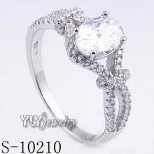 Циркониевые ювелирные изделия для женщин Кольцо (S-10210)